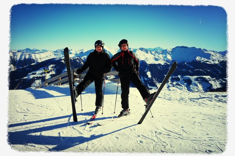 Skiing Skrill IT Far From Home Leiwandst
