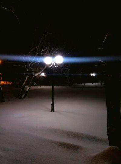 Ночь ночное фото родники зима зима2016 снег Night Nightphotography Nightshot Night Lights Winter Wintertime Winter2016 Meizuphoto Meizum2note Mobilephotography