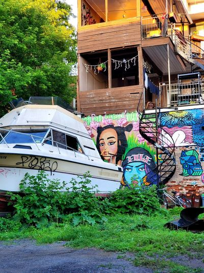 city boat Boat