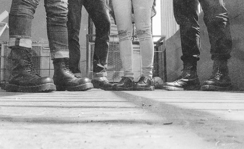 Boots squad Docmartens