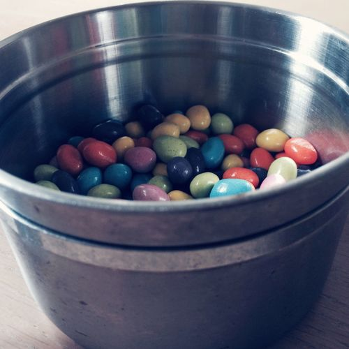 Nothing better than a cup of beans Jellybean