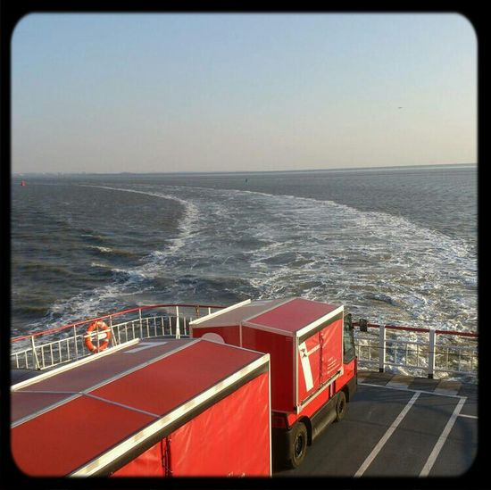 No Filter Going On A Boat Ride Sony Xperia EyeEm Groningen Waddenzee Schiermonnikoog