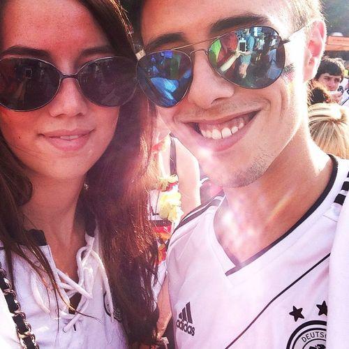 Weltmeister 2014 Fußballfieber Love♡ Having Fun