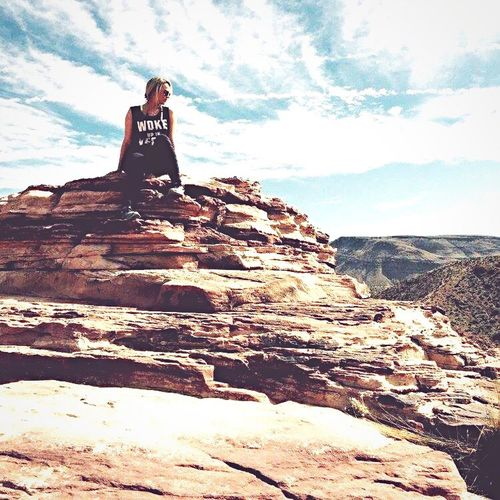 Beauty In Nature Rock - Object Red Rock Canyon Vegas Baby Long Goodbye