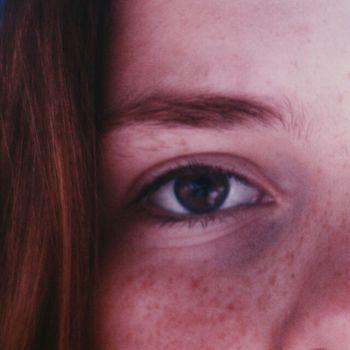 Eye Looking At Camera Human Eye Close-up Human Face Eyelash