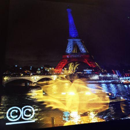 WiP Eiffel panoramic from Paris Paris Eiffel Tower Republic