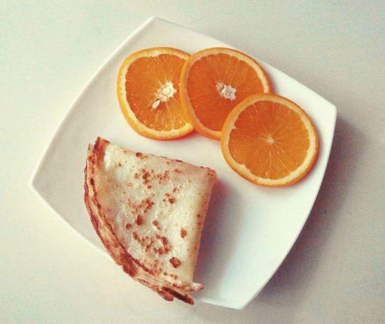 Немного соонца для Санкт-Петербурга??☀ масленица блинчики Pancake Orange апельсин