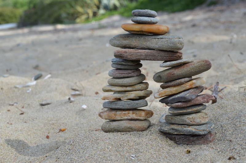 Stone arc -
