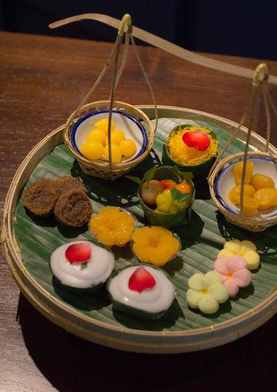 Thai Foods Foodphotography Thai Sweets Thailand Food No People Sweet Sweet Food Thai Food