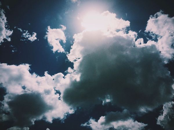 Clouds And Sky beautiful ❤️