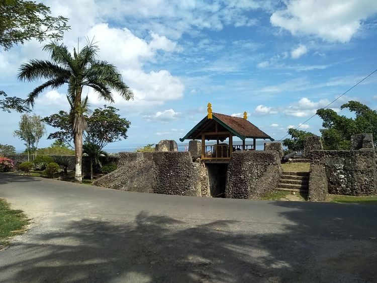 Buton palace fortress received an award from Guinness Book Record as the widest bastion in the world, approximately 23.375 hectares, Baubau INDONESIA Historical Sites Tourist Attraction  Tourist Destination Tourism EyeEm EyeEm Gallery Eyemphotography