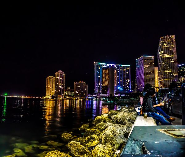 Taking Photos At bayside Miami Longexposure Long Exposure Shot First Eyeem Photo Showcase March