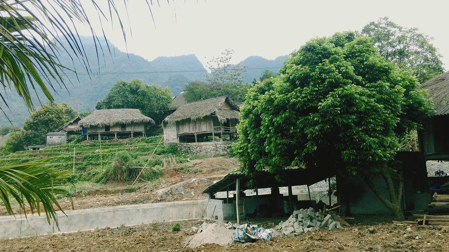 Memory in Hoa Binh trip