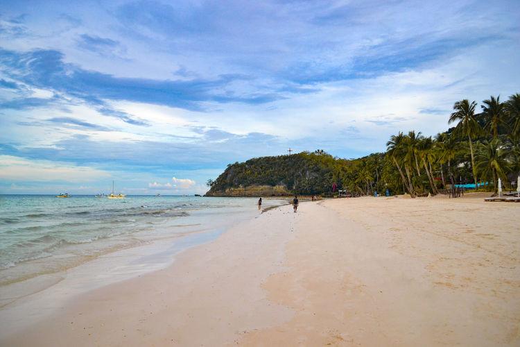Beautiful sand,