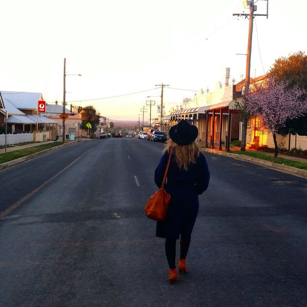 Tumbleweed. This town is pulling my heart strings. Australia Sunset Country Life Travel