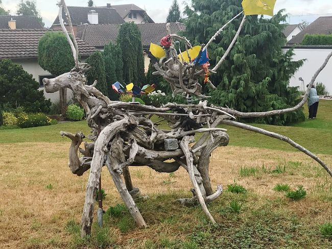 Schwemmholz Schwemmgut Klimpi-klimperator KLIMPI KLIMPERATOR Day Tree Nature No People Built Structure Sculpture Art And Craft