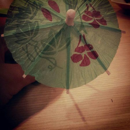 ฝนตกกางร่มแปบ Umbrella Small Thing