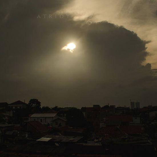 Light from the Sky Fotograferamatir Landscape NikonD5100 Potoaingkumahaaing kost
