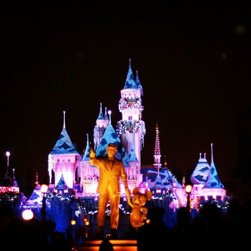 That Walt Disney was a genius is one of the most complete entertainment industry statements. Travel Vacation Disney Mickey disneyland ca anaheim night ladd00