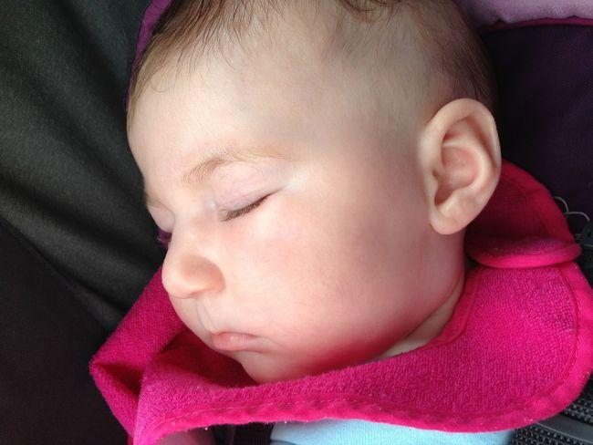 .....and then she sleeps :)