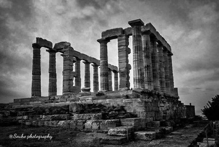Old Ruin History Travel Destinations Outdoors Travel Architecture Sky Built Structure No People Ancient Architectural Column Day Ancient Civilization Landscape