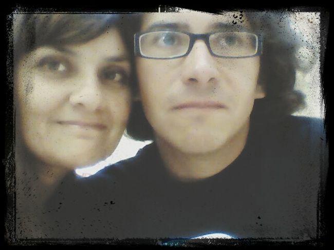 con mi Amorcito