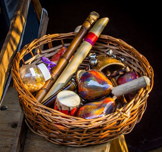 folk basket Artisan Artist Buenos Aires Colors Still Life Photography StillLifePhotography Sunlight Typical Art And Craft Artistic Photography Basket Buenosaires Close-up Colorful Creativity Folk Folk Art  Gold Colored Handmade High Angle View Musical Instrument No People Still Life Studio Shot Wood - Material The Photojournalist - 2018 EyeEm Awards The Still Life Photographer - 2018 EyeEm Awards The Street Photographer - 2018 EyeEm Awards