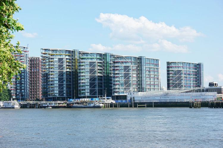 Apartment Buildings Architecture Dwellings Luxury Neo Bankside Riverside