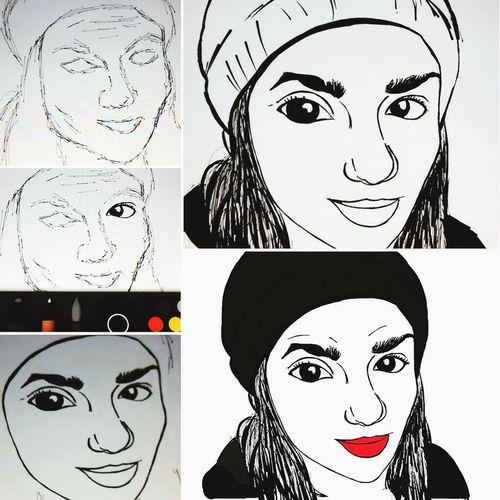 Paperby53 My Art Art, Drawing, Creativity Girlfriend