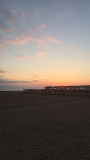 Lytham St. Annes 🌞⛱ Sunset Sky Outdoors Dramatic Sky Beach Sea Water Nature Cloud - Sky Scenics No People Beauty In Nature Beauty In Nature Horizon Over Water Day Nature First Eyem Photo Lytham Lytham St Annes Blackpool Blackpool Beach Sand & Sea Sand Pier