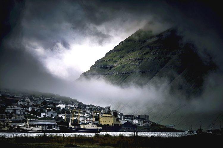Landscapes With WhiteWall Faroe Islands Faroe Islands