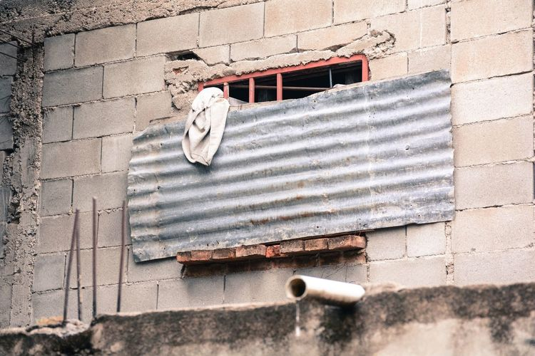 Anti-theft device Chapa Door Panels Antirrobo Clausura Cerrado Ventana Roof Homemade Anti-theft Locked Window Closed Security Window Wall - Building Feature Wall