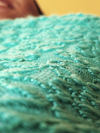 Close-up Blue Surface Level One Person One Woman Only Day Pretty Detail Details Textures And Shapes Details And Colors Details In Close Up Pretty Dress Clothing Lace Pattern Smile Accidental Art Accidental Shot Accidental Beauty