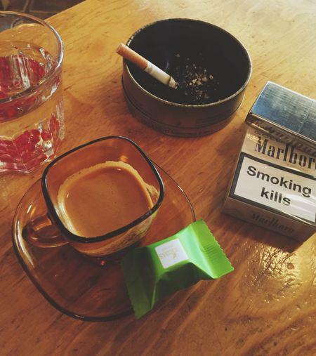 Snow ❄ Snow Day Coffee Espresso