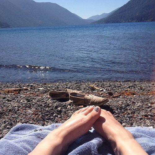 Lakecresent Beautifulday Sunshine Lovee