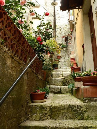 Scenics Person Men Traditional Pacentro Photo Italy Pacentro Borghipiúbelliditalia Village View Abruzzo - Italy Italy Famous Place Architecture Built Structure History Tradition Tranquil Scene Idyllic Landscape Landscapes With WhiteWall Cultures Spirituality