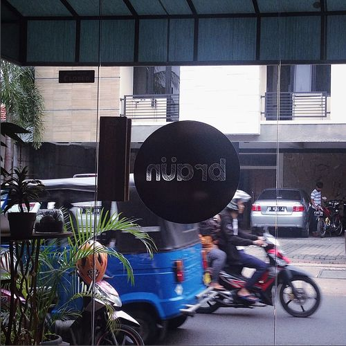 At Braün Coffee Shop, Cipete. Jakarta-Indonesia A Place By ITag Coffee Shop By ITag Coffee Lovers By ITag