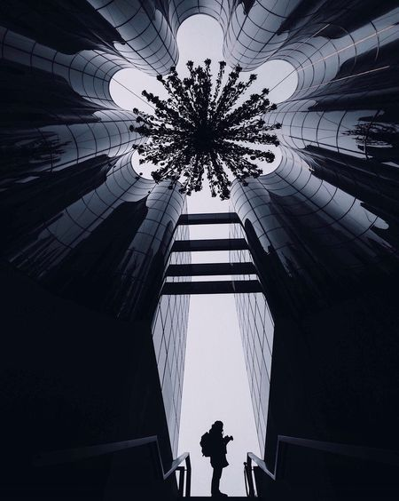 The Architect - 2017 EyeEm Awards Architecture Modern Built Structure Real People Building Exterior City Adult Eye4photography  Eyeemphotography Outdoors One Person Architecturephotography Architecture_collection Minimalist Photography  EyeEm Gallery EyeEm Best Shots EyeEmBestPics Architecturelovers One Man Only Architectural Column Architecture EyeEm Ready