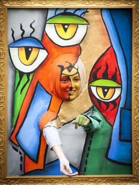 Colors Of Carnival Carnevaldemuja63 Carnevaldemuja2016 Carnival Colors Masked Coolshot Livemuggia Colorful NiceShot Parade Painting Eyes Art Artistic Check This Out Taking Photos Hello World Lady Beautiful Muggia Enjoying Life Relaxing Showcase: February