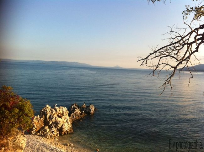 Croatia ♡ Perfect October Taking Photos Plage 🌴 Natural