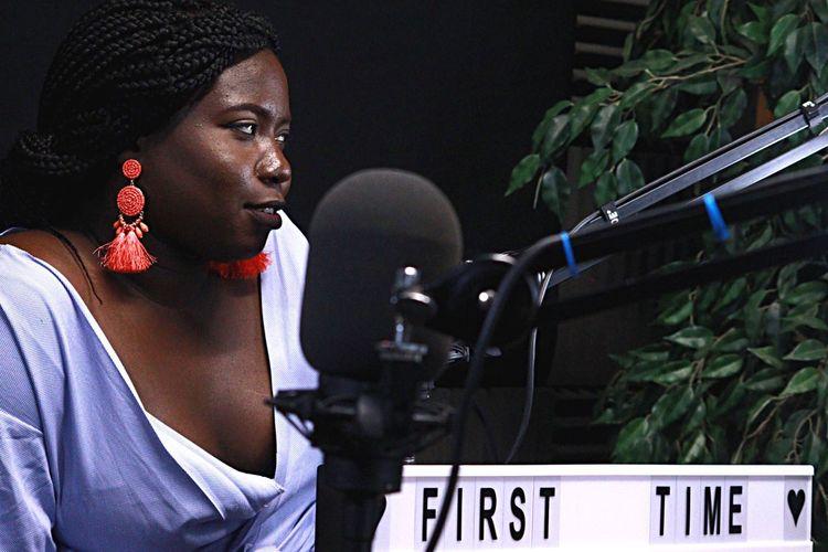 Radio show.