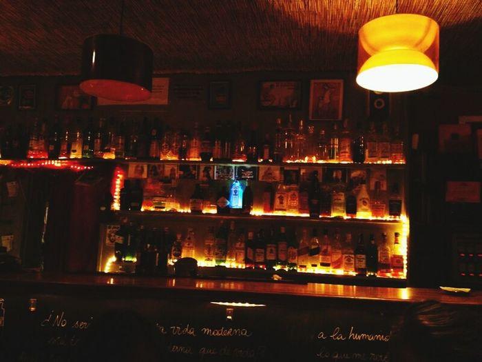 Best bar in whole Barcelona. St.Germain