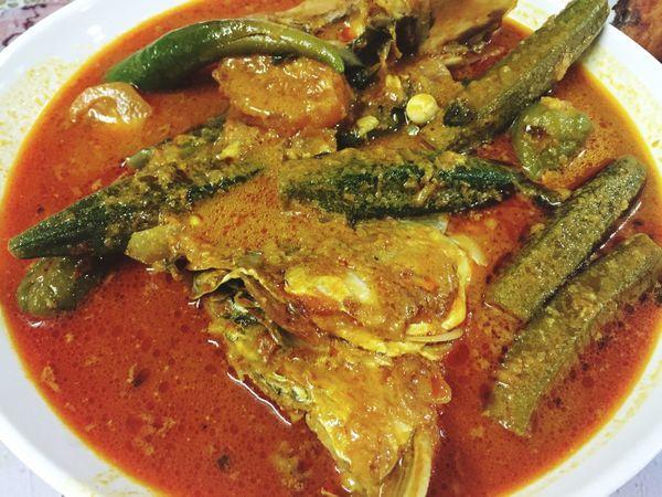 Kari Kepala Ikan Fish Head Curry Penang Food Foodporn Foodphotography