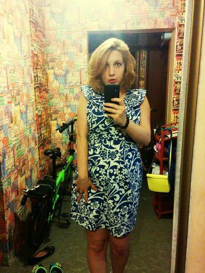 NewDress(: Newlife💛 Selfie