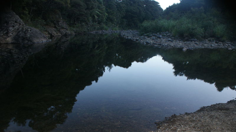 Beauty In Nature Landscape No People Reflection Reflections River Rock - Object Scenics Tranquility Water