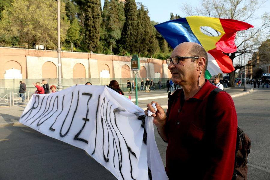 No Euro, No Nato, No UE. Manifestazione Roma Eurostop, 25 Marzo 2017 First Eyeem Photo