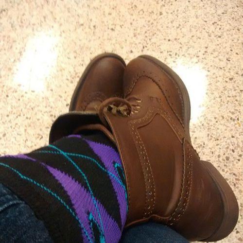 Guess boots made for killin Notwalkin