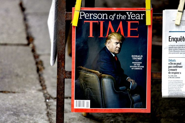 Person Of The Year? No People