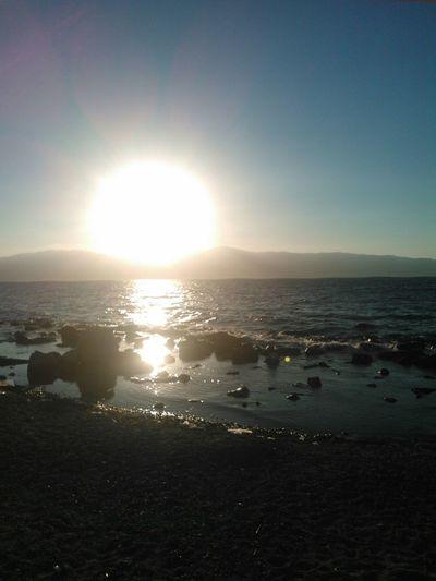 Sea And Sky ReggioCalabria NokiaLumia800 Sunset Tramonti_italiani Tramonto