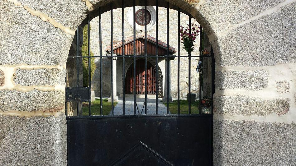 Valdemorillo Church Across The Door Churches Collection